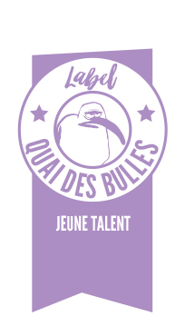 Label Quai des Bulles