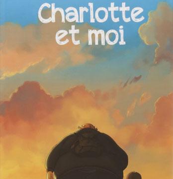 couverture BD Charlotte et moi