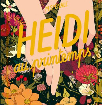 Couverture Heidi au printemps