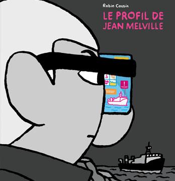Couverture Profil de Jean Melville