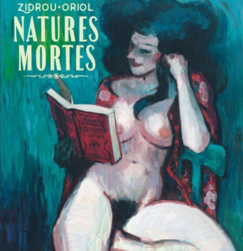 Couverture Natures Mortes