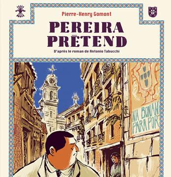 Couverture Pereira Pretend