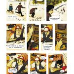 Extraits planches Le Miracle de Vierves