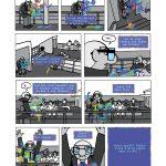 Extrait planches Le profil de Jean Melville