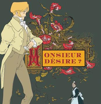miniature Monsieur Désire
