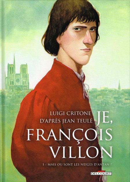 Je, François Villon album 2012