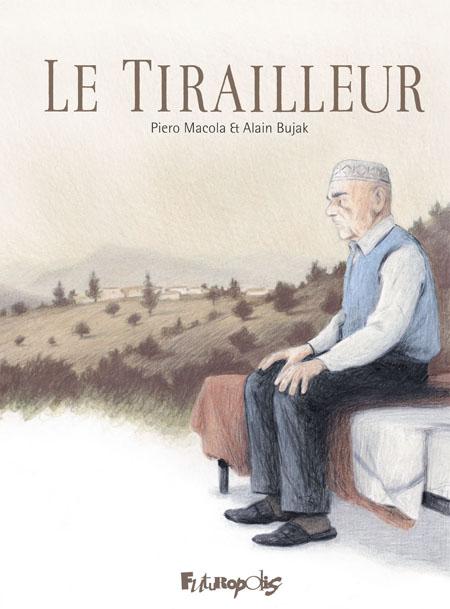 Couverture Tirailleur prix ofqdb 2014