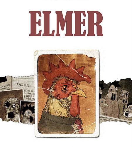 couverture Elmer