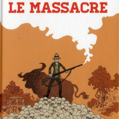 couverture le massacre