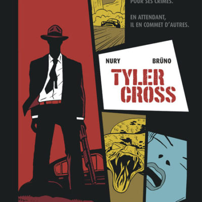Couverture Tyler Cross
