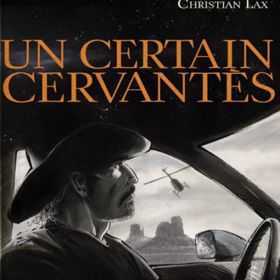 Couverture un certain cervantès