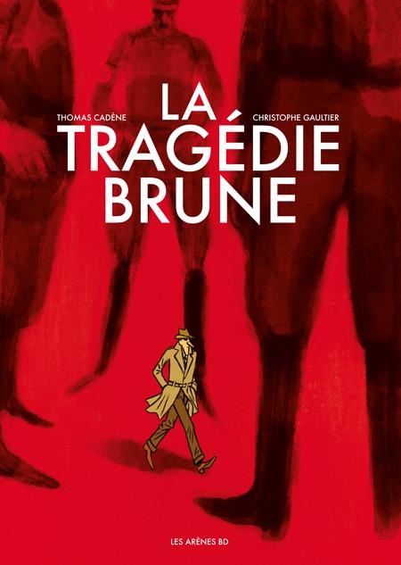 couverture tragédie brune