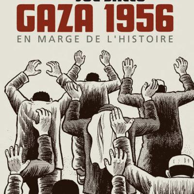 Gaza 1956 prix ouest france quai des bulles