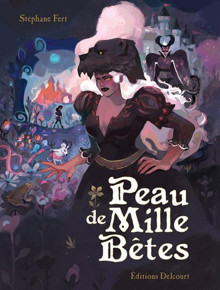 Peau de mille bête - Stéphane Fert - Sélection adagp Quai des Bulles 2019