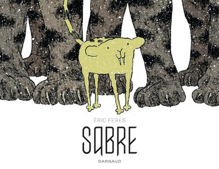 Sabre - Eric Feres - Sélection adagp Quai des Bulles 2019