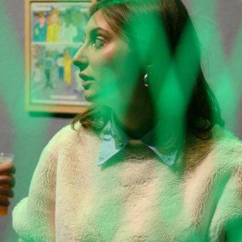 Chloe Wary -Saison des roses - sélection adagp Quai des Bulles