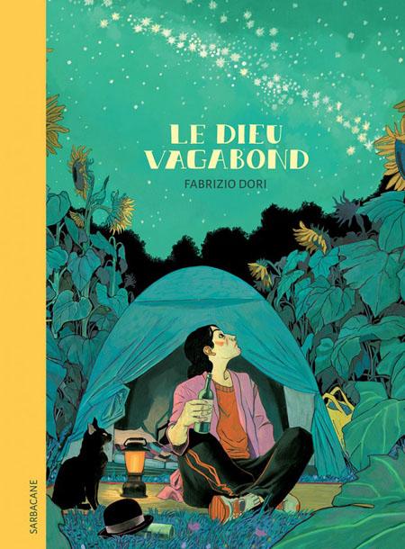 Le Dieu vagabond - en sélection Ouest-France Quai des Bulles 2019