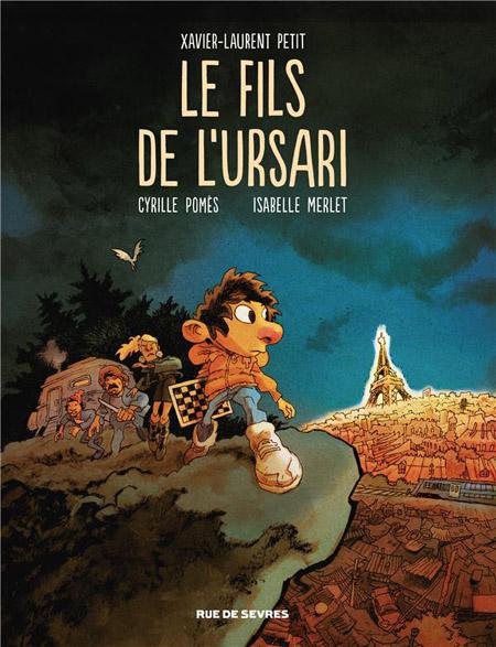 Le Fils de l'Ursari - en sélection Ouest-France Quai des Bulles 2019