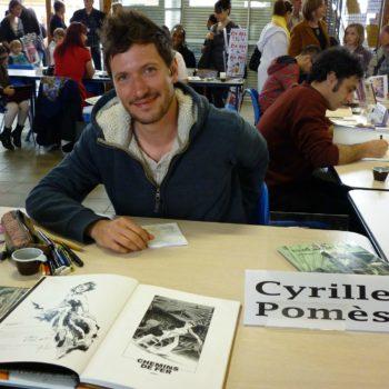 Cyrille Pomès - Le Fils de l'Ursari en sélection Ouest-Fr Quai des Bulles 2019