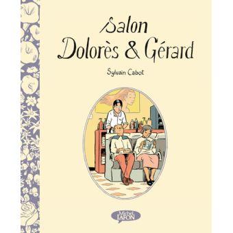 Salon Dolorès et Gérard - en sélection Ouest-France Quai des Bulles 2019