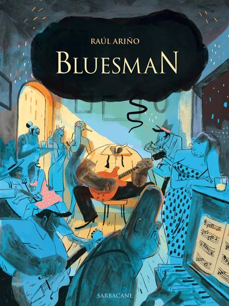 Bluesman adagp